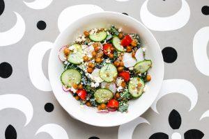 Railtown Cafe Salads